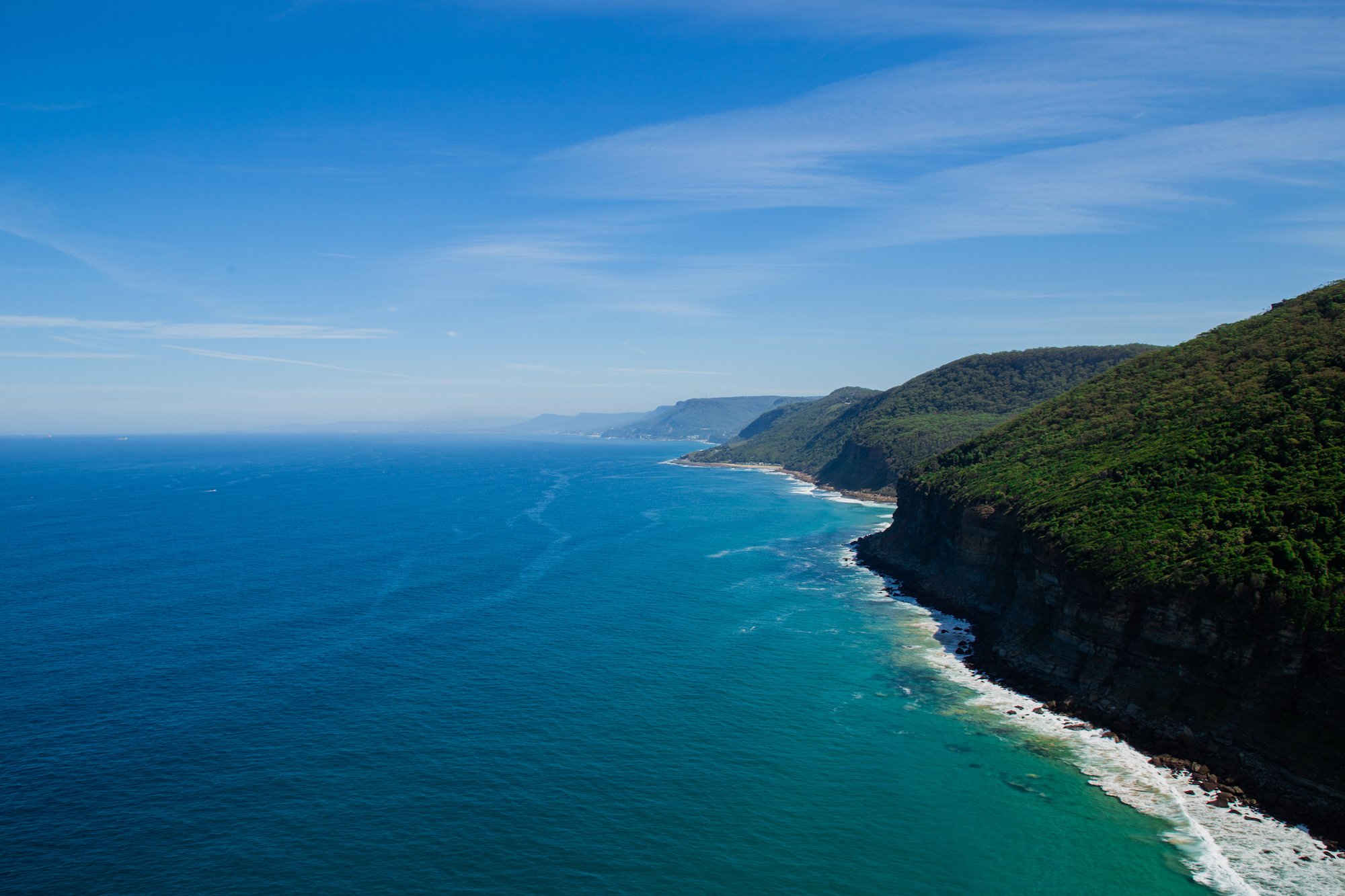 Royal National Park Coastline